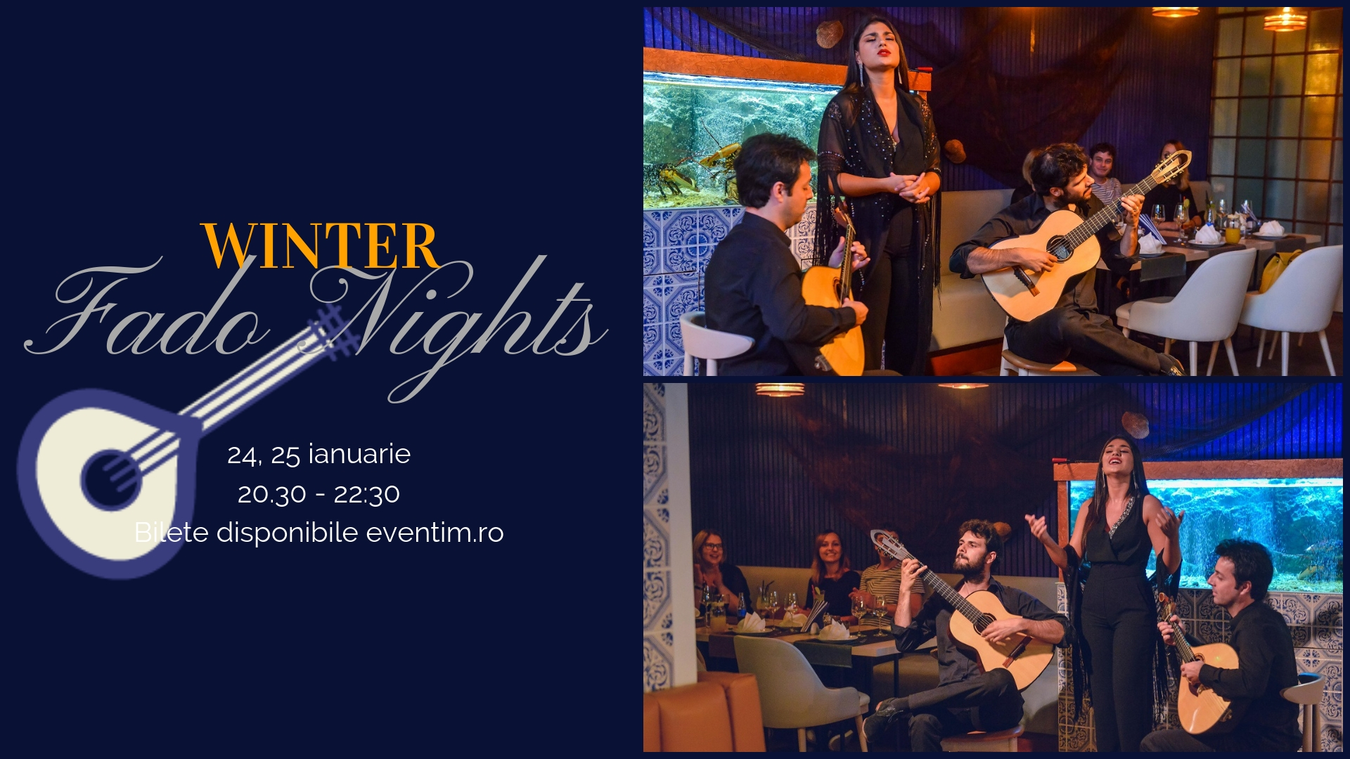 Fado Nights in Bucharest │ January Edition