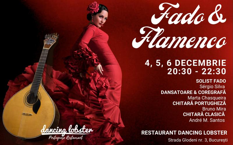 fado flamenco live show